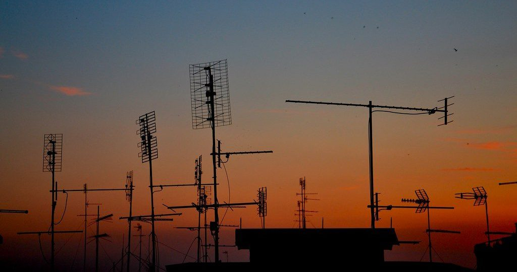Antenne a Roma